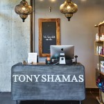 reception tony shamas hair laser salon toronto
