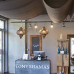 reception retail products kerastase kevin murphy hair salon toronto tony shamas hair laser boreal professional