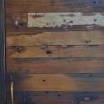 barn wood reclaimed cabinet hair salon tony shames hair laser