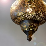 beautiful moroccan lamp chandelier hair salon toronto tony shamas hair laser down