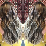best balayage highlights hair salon Toronto haircuts