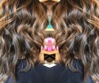 best balayage highlights hair salon Toronto haircuts style
