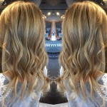 best blonde highlights haircut style toronto