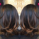 Best Balayage Hair Colour Toronto Salon