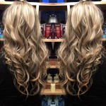 Best Blonde Highlights Colour Toronto Hair Salon Tony Shamas Haircut Style