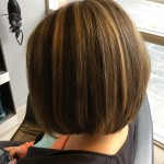 Best Partial Highlights Hair Colour Haircut Style Toronto