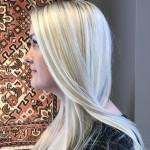 Best Blonde Highlights Best Blondes Toronto Hair Salon Tony Shamas Platinum Blonde Grey