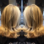 Best Blonde Highlights Hair colour Toronto salon Tony Shamas
