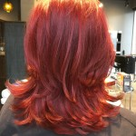 best hair colour Toronto red hair