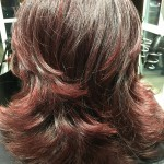 Best Red Hair Colour Salon Toronto Tony Shamas