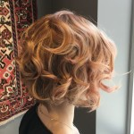 Best Rose Gold Highlights Hair Colour Salon Toronto