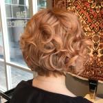 Best Rose Gold Highlights Hair Colour Salon Toronto