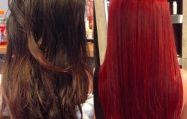hair colour corrections hair salon toronto downtown tony shamas hair and laser