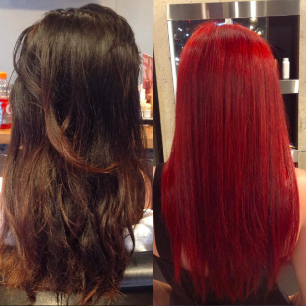 hair colour corrections hair salon toronto downtown tony shamas hair and laser