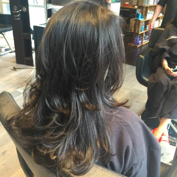 best haircuts toronto long layers