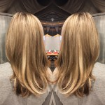 best blonde highlights hair Toronto salon Tony Shamas hair & laser