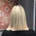 best blonde highlights Toronto salon tony shamas hair and laser