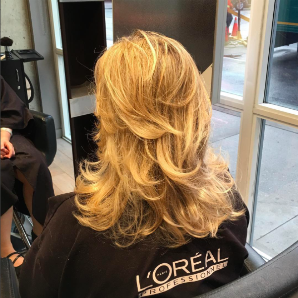 best blondes toronto highlights best colourist tony shamas hair laser toronto