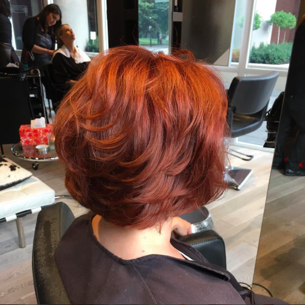 best colour toronto red hair master colourist tony shamas from tony shamas hair laser salon red hair
