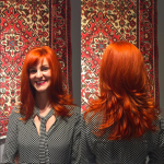 best colour toronto by master colourist tony shamas salon red hair color downtown