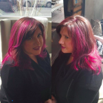 best colour toronto pink hair