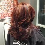 best colour toronto tony shamas hair laser salon colour and partial highlights