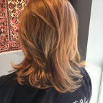best hair colour toronto salon copper hair tony shamas