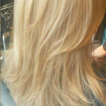 blonde colour Partial highlights toronto salon tony shamas