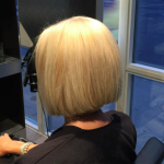 bleach blonde colour and toner salon toronto tony shamas hair laser