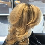 full highlights blonde toronto salon tony shamas hair laser