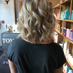 blonde full highlights toner salon toronto tony shamas hair laser