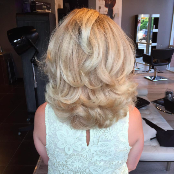 stunning full highlights best blondes toronto tony shamas hair laser master colourist