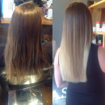 best balayage hair salon Toronto stunning