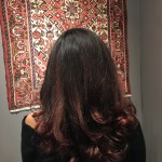 Best Balayage Magenta Hair Colour