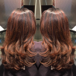 best balayage hair salon Toronto colour