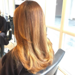 best balayage hair salon Toronto blonde