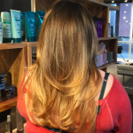 best balayage hair salon Toronto ombre