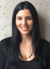 Alanna Wilkie Receptionist Coordinator Hair Salon Toronto