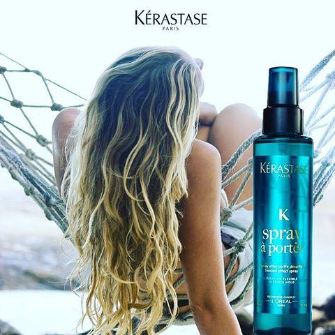 Keratin Treatment And Hair Colouring