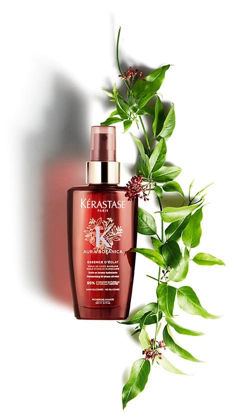 The Best Oils For Your Hair Salon Toronto KERASTASE AURA BOTANICA ESSENCE D ECLAT OIL Natural Lightweight Organic