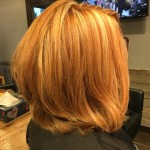 Best Hair Colour Highlights Salon Toronto Copper Hair