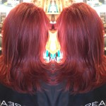 Best Red Hair Colour Salon Toronto Haircut
