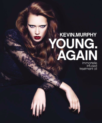 Anti-Aging for Hair? Young.Again by Kevin Murphy