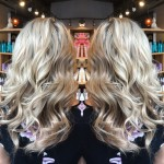 best blonde highlights hair salon toronto haircut